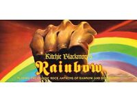 Ritchie Blackmore's Rainbow Glasgow Hydro 25th June - 1 seat