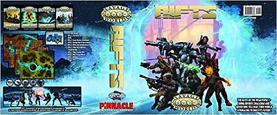 Savage Worlds Rifts Collectors Box Set  129 99 Value  Pinnacle Entertainment