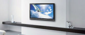 TV mounting and installation deals
