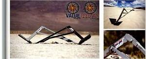 PULL-PAL winch / land anchor available at ATV TIRE RACK Canada Kingston Kingston Area image 1
