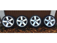 "18"" Audi RS6 alloys - Fits VW / Audi"