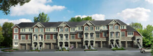 New Home Hilltop Towns at Old Harwood in Ajax