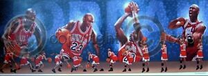 "Michael Jordan ""The Final Shot"" Original Oil Painting"