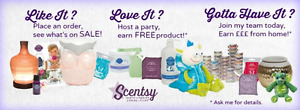 Need Scentsy? Contact me!