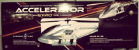 NEW NEVER USED REMOTE CONTROL HELICOPTER ACCELERATOR WITH GYRO