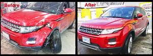 COLLISION REPAIR + Deductible Covered