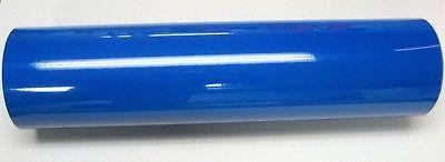 Blue Reflective Sign Vinyl 24 X 10 Ft Plotter Cutter