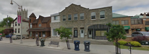 COMMERCIAL/RETAIL/OFFICE SPACE AVAILABLE DOWNTOWN GUELPH!!!