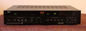 NEC AV 250 Amplifier