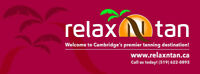RELAX N TAN – CAMBRIDGE'S PREMIER TANNING DESTINATION!