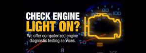 Offering Check engine light diagnostics and code erasing Edmonton Edmonton Area image 1