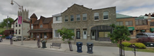 BEAUTIFULLY RENOVATED STORE FRONT UNIT AVAILABLE DOWNTOWN GUELPH