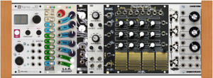 4ms/Noise Engineering/Mutable Instruments/Make Noise modules