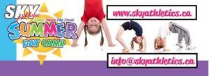 Summer Camp at Sky Athletics!