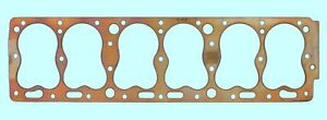 GMC-Pontiac-208-222-239-COPPER-Cylinder-Head-Gasket-BEST-1935-54