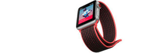 Apple Watch Series 3 42mm LTE, Apple Care+ October 19 2019