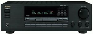 Onkyo AM FM Stereo Receiver
