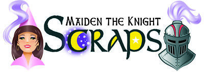 Maiden The Knight Scraps