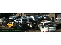 Carmaggeddon Salvage - Vehicles purchased - Used car parts - Part worn tyres - Batteries - Recovery