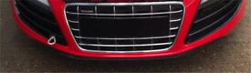 Genuine OEM Audi R8 V10 Spyder Front Lower Splitter
