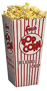 Benchmark Usa Popcorn Scoop Boxes-small Model Number 41044