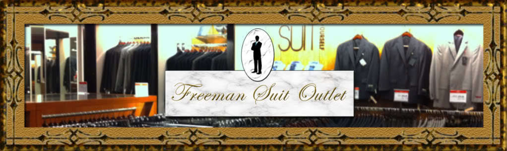 Freeman Suit Outlet