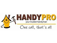 Handyman service painting,tiling,fencing,decking
