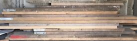 Scaffolding Planks - Assorted Sizes