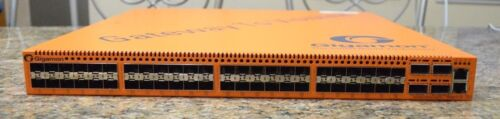 Gigamon Gigavue Ta1 Ta101 52 Port 48x 10g + 4x 40g Aggregation Switch * Licensed
