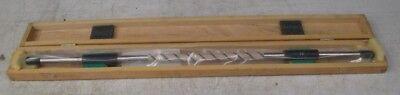 Mitutoyo Micrometer Standard 24 167-164