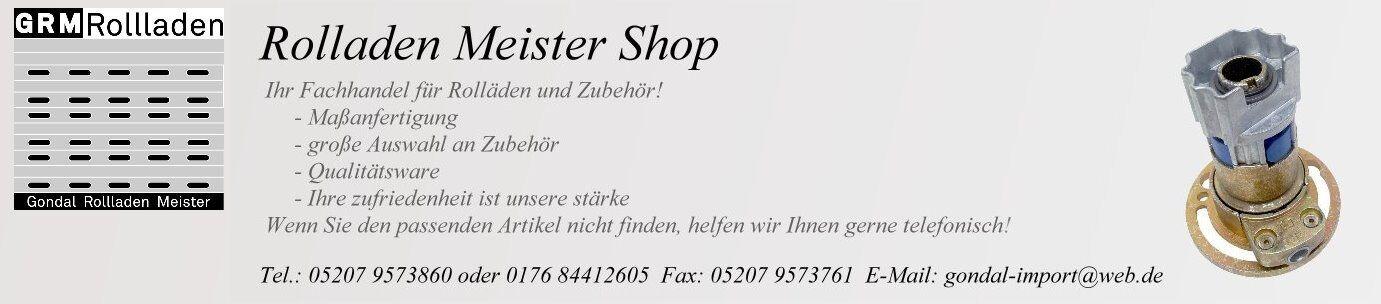 Rolladen Meister Shop