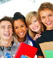French & English tutor for high school –quality and affordable!