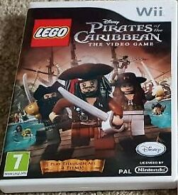 Wii Lego Pirates of the Caribbean