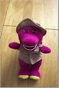 Barney Outfit