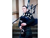 Bagpiper/Piper for Hire - All occassions