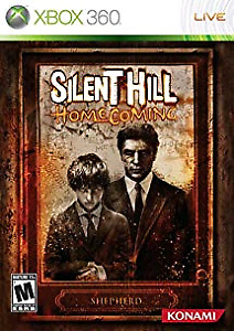 Xbox360 silent hill homecoming