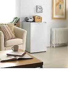 4.30 Cu. Ft. Compact Mini Refrigerator & Freezer under counter