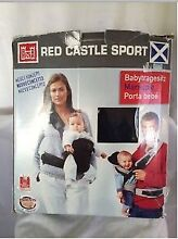 Red Castle Baby Carrier - Brand New, Unused Ashfield Ashfield Area Preview