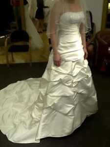 Mori Lee Wedding Dress  size 8