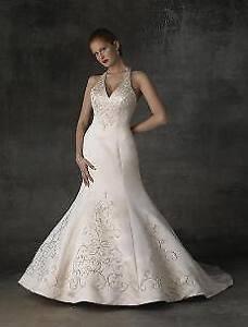 Wedding dress / robe de mariage