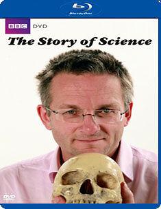 THE STORY OF SCIENCE - BLU-RAY - REGION B UK