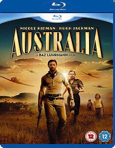 AUSTRALIA - BLU-RAY - REGION B UK