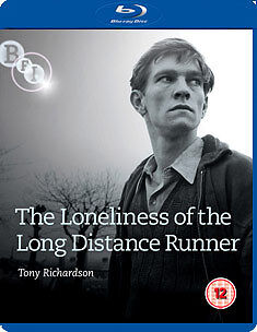 THE LONELINESS OF THE LONG DISTANCE RUNNER (RE-ISSUE) - BLU-RAY - REGION B UK