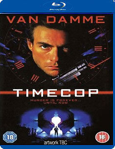 TIMECOP - BLU-RAY - REGION B UK