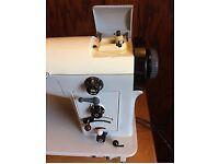 Borletti electric sewing machine 1102, vintage.