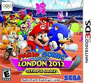 Like NEW, Mario & Sonic at the Olympic Games for Nintendo 3DS