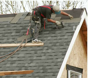 TIERD OF WAITING TO GET YOUR ROOF DONE? CALL 519-766-8840 Cambridge Kitchener Area image 1