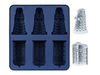 brand new doctor who extra large ice cube tray - ideal xmas gift tardis box feel free to message me