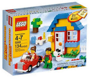 Lego House Building Set (4-7 years)  ~ 100% complete ~ cute set!