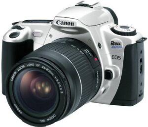 Canon Rebel 2000 - Film Camera